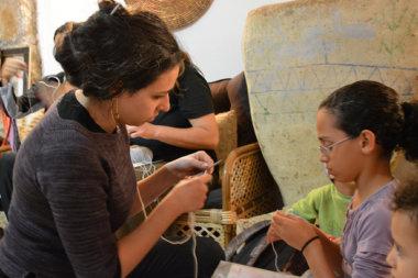 Knitting without a pattern